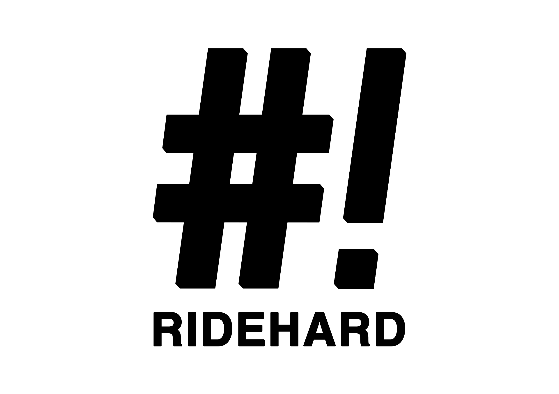 RIDEHARD logo