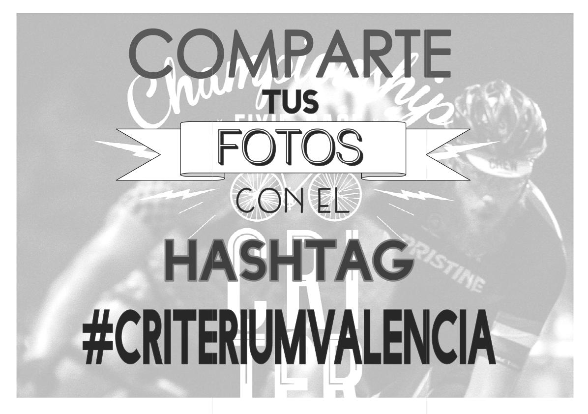 comparte tu foto #criteriumvalencia