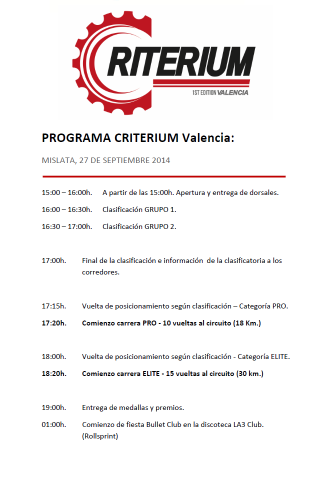 programa criterium valencia web