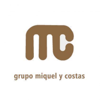 GRUPO MIQUEL Y COSTAS LOGO