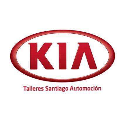KIA SANTIAGO AUTOMOCION LOGO